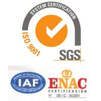 Asesoría certificada con ISO9001